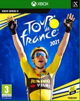 hra pro Xbox Series X Tour de France 2021