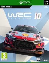hra pro Xbox Series X WRC 10