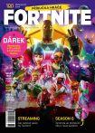 Časopis Príručka hráča Fortnite