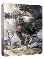 Hra pro PC DÁREK: Monster Hunter: World - Steelbook