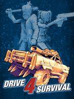 Hra pro PC Drive 4 Survival (PC DIGITAL) - neplatná verze