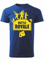 Herné tričko Tričko Battle Royale (veľkosť M)